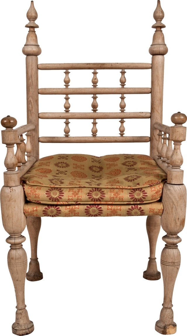 Morrocan-Style Chair