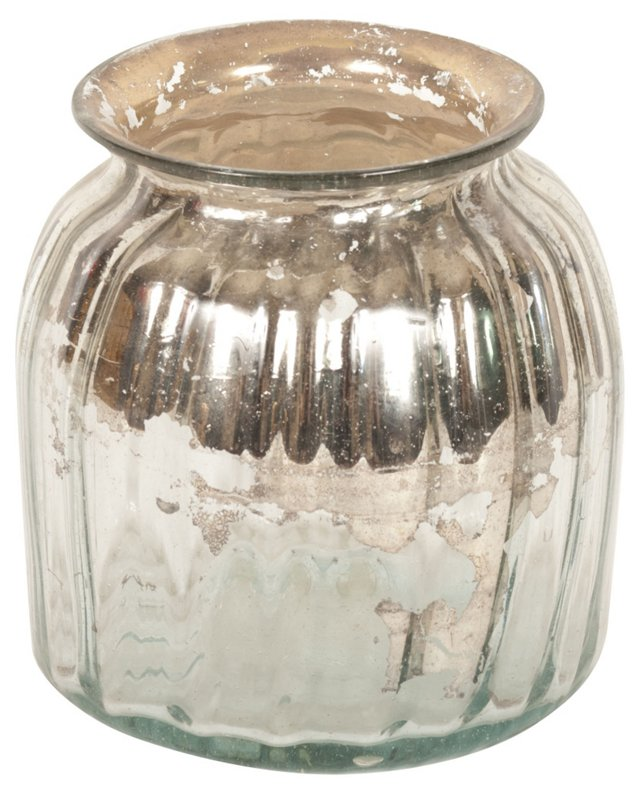 Mirrored     Jar