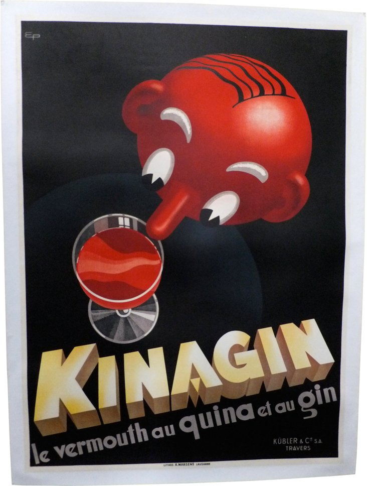 Kinagin Poster