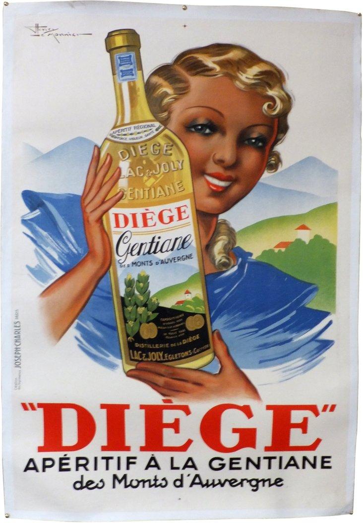 Diège Apéritif Poster