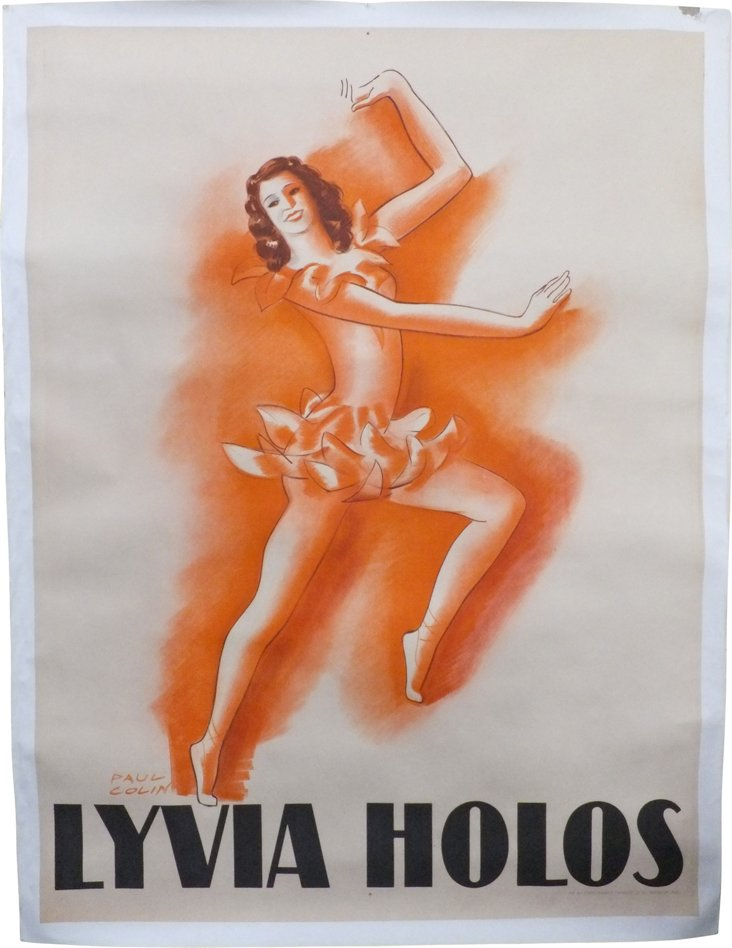 Lyvia Holos Poster