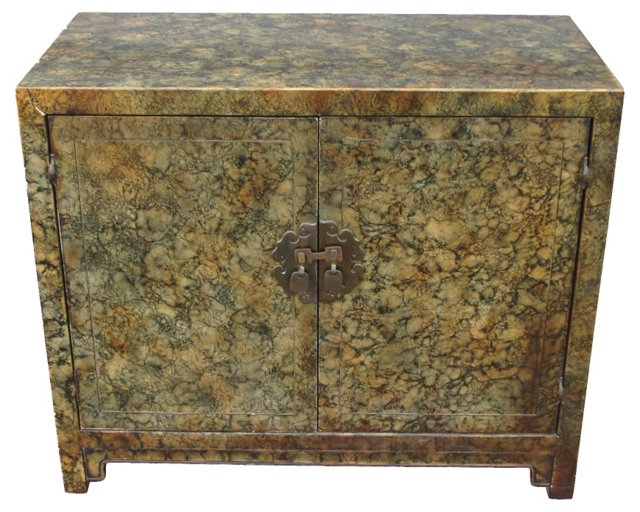Asian-Style Cabinet by Henredon