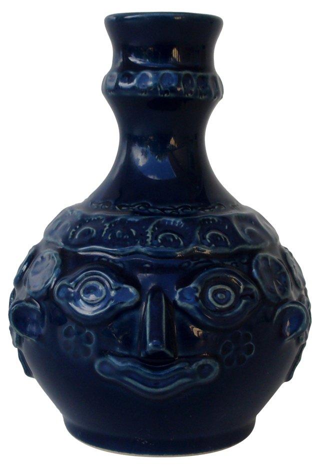 Rosenthal Blue Head Vase