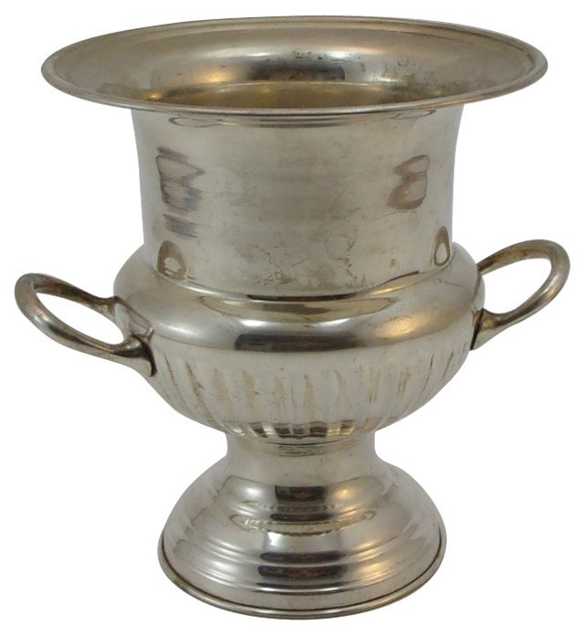 Silverplate Champagne Ice Bucket