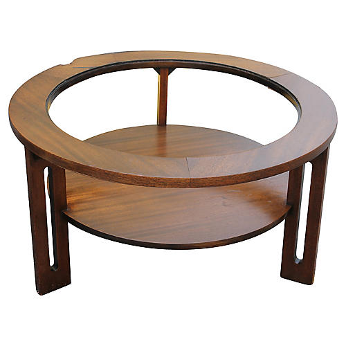 1960s Mid-Century Modern Coffee Table