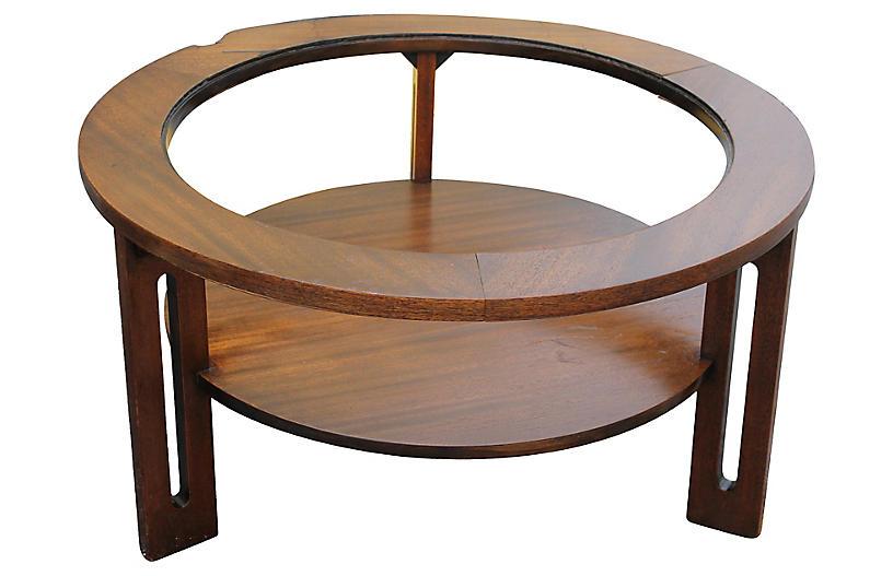 1960s Mid-Century Modern Coffee Table