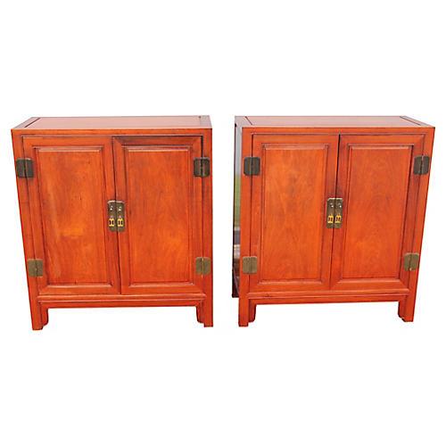 Bachelor's Dressers, Pair