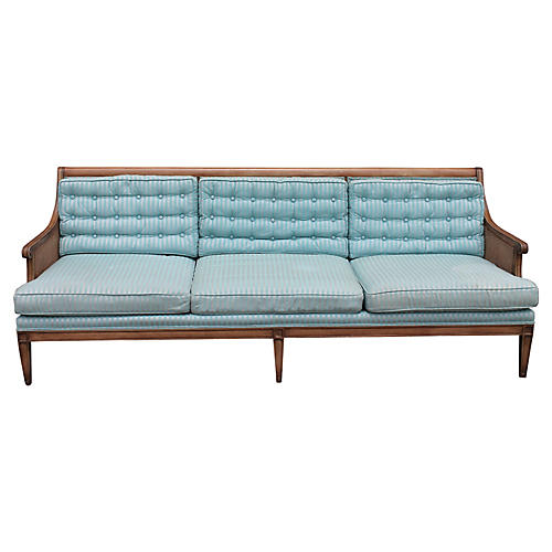 1960s Neoclassical-Style Sofa