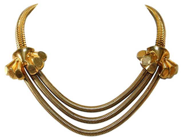 1930s Deco  Necklace
