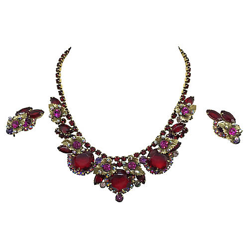 Juliana Necklace & Earring Set