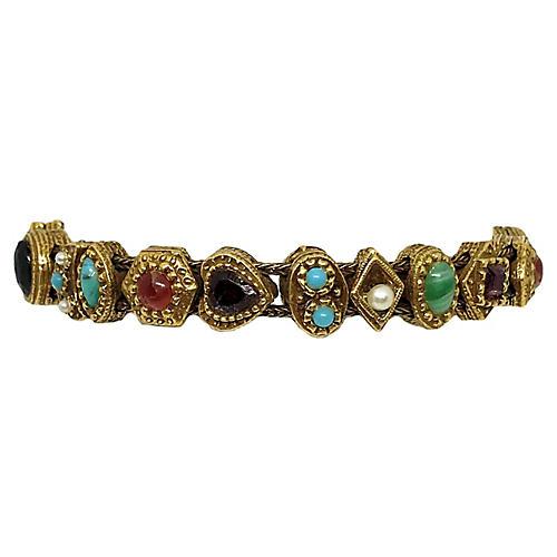 Jeweled Slide Bracelet
