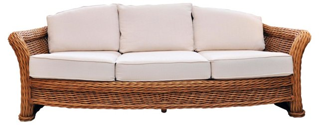 Ficks  Reed Sofa