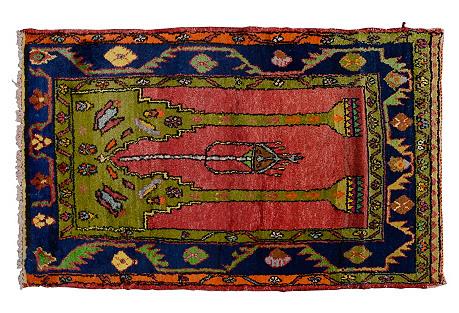 Konya Rug, 3'5