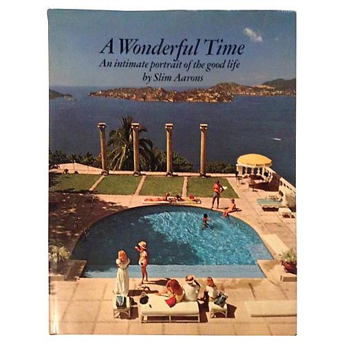 A Wonderful Time, 1st Ed