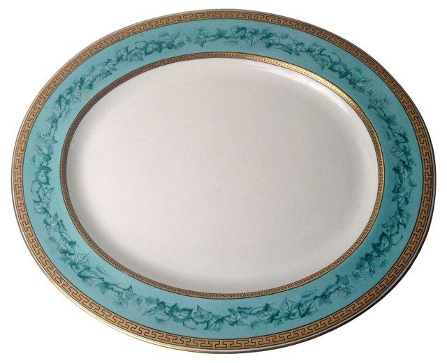 Antique Tiffany Platter