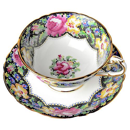 Paragon Cup & Saucer