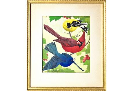 Birds by Jack Murray