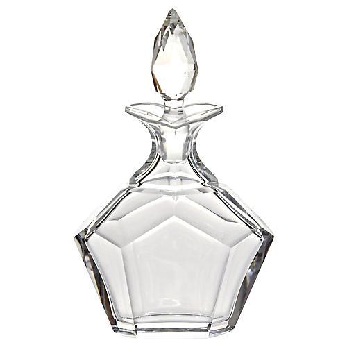 Cut Crystal Perfume bottle