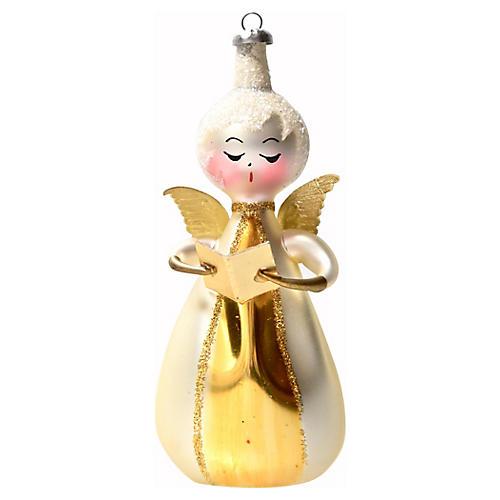 Midcentury Italian Angel Ornament