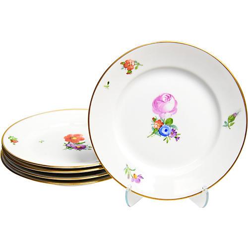 Royal Copenhagen Plates, S/5
