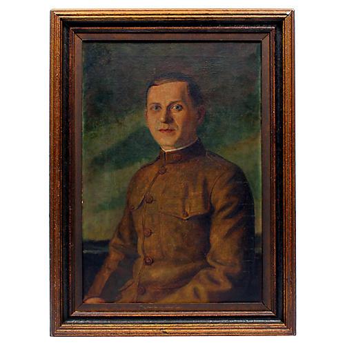 Soldier by Augustine Korda