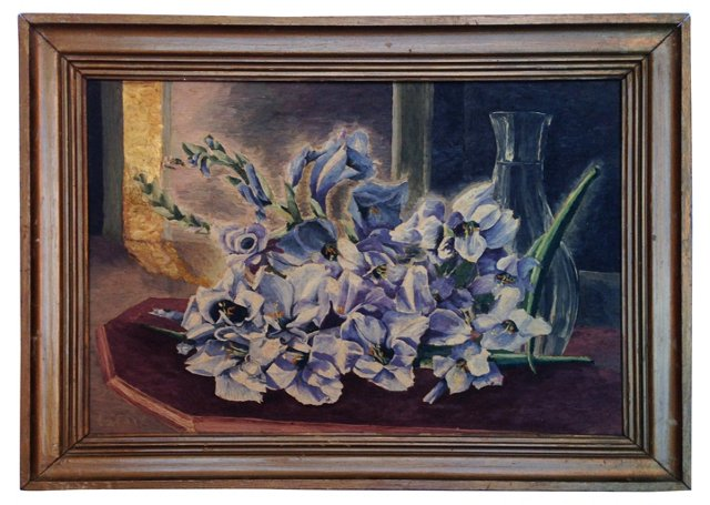 French Iris