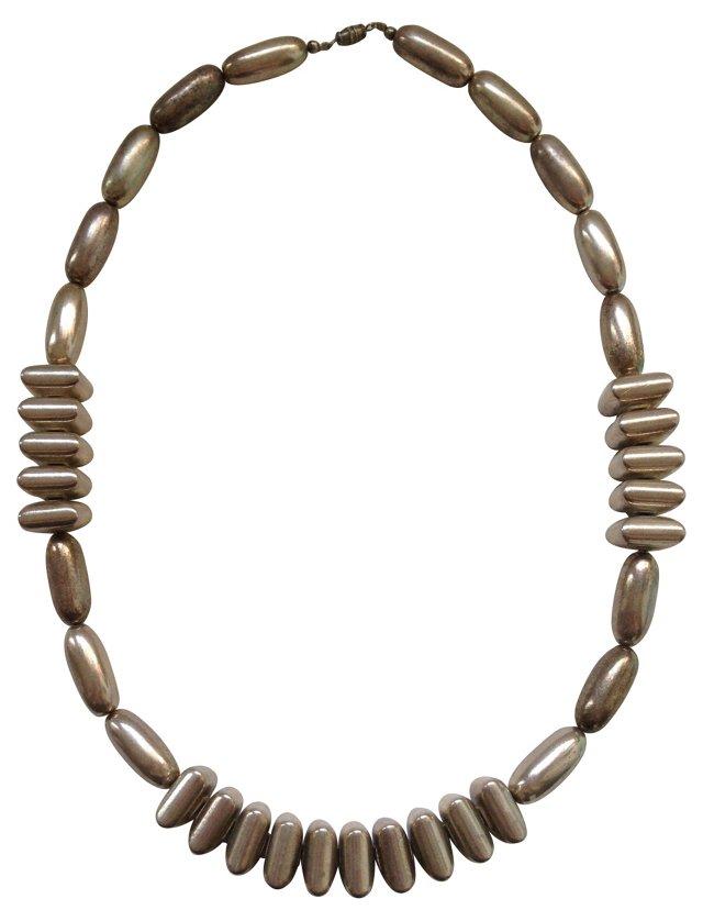 Metal Tribal Necklace