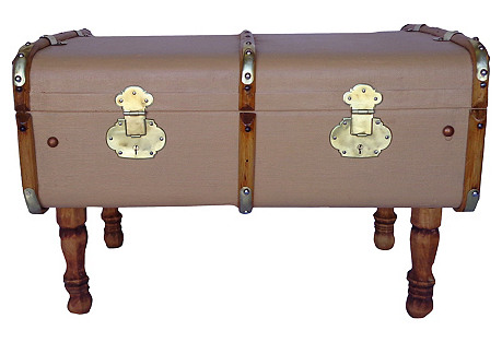 European Coffee Table Trunk