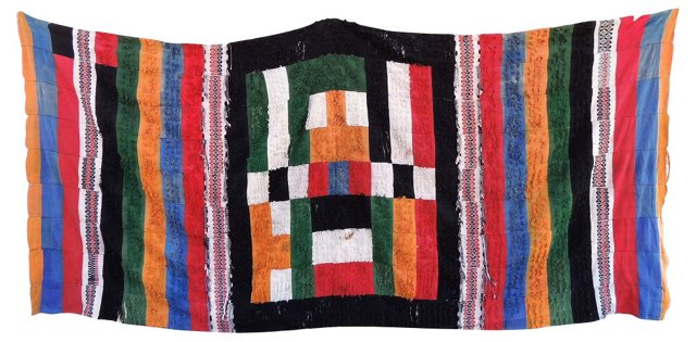 Djerma Tent Hanging Cotton Textile