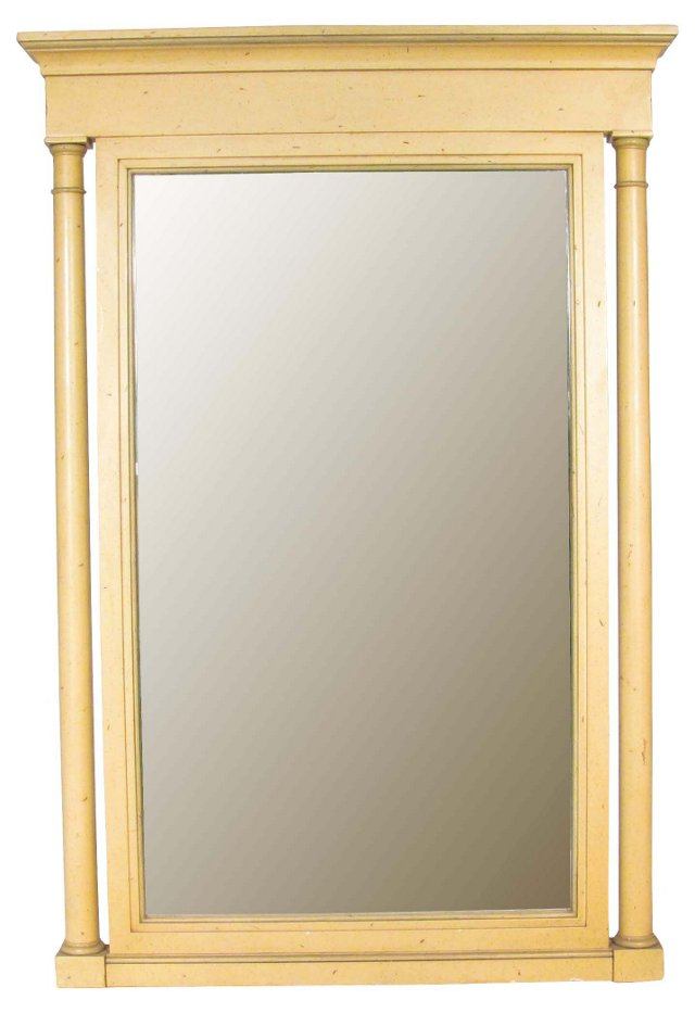 Colonial-Style Mirror