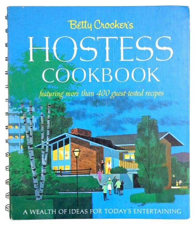 Betty Crocker's Hostess Cookbook