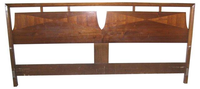 Harlequin Headboard, King