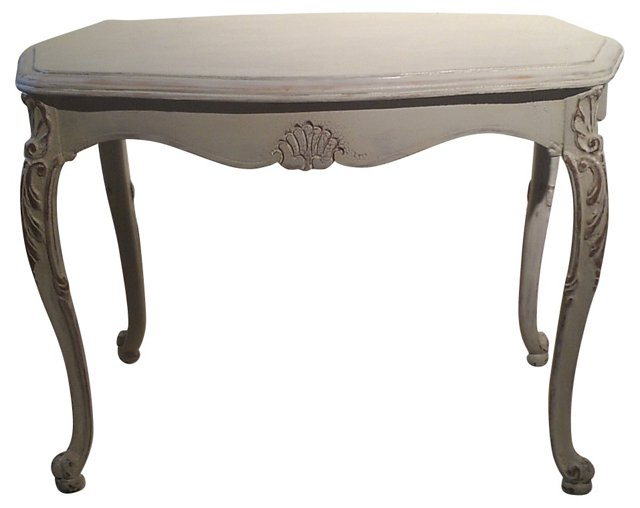French Louis XV-Style Coffee Table