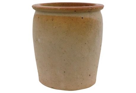 French Pottery Pot