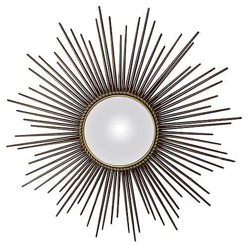 Sunbust Convex Mirror Chaty