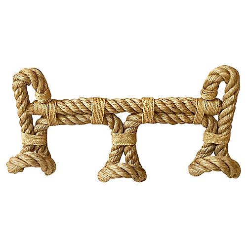 Audoux Minet Rope Coat Rack