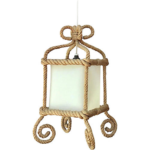 Rope Lantern Audoux Minet