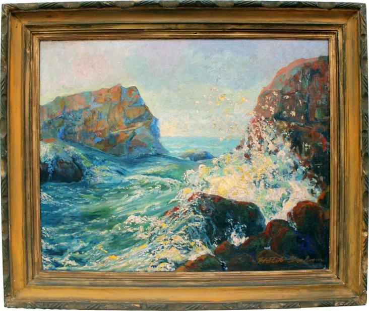 Impressionist Seascape, C. 1920