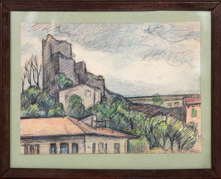 Castello Drawing
