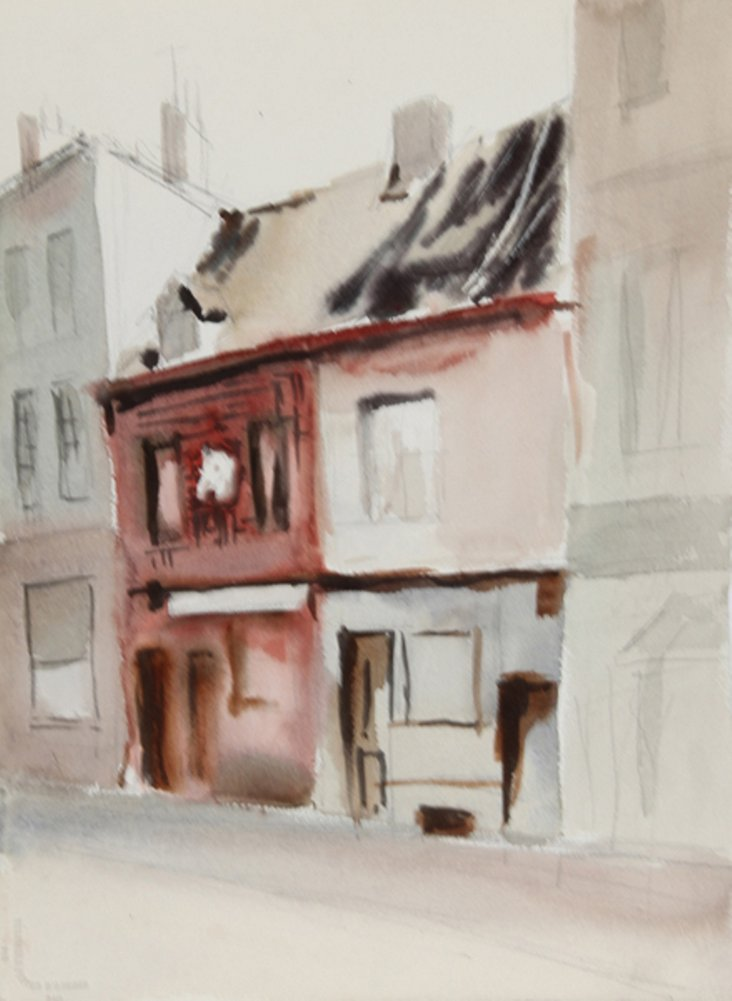 Maine Street by Eve Nethercott