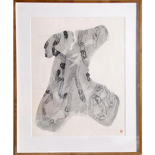 Abstract Torso by Takada