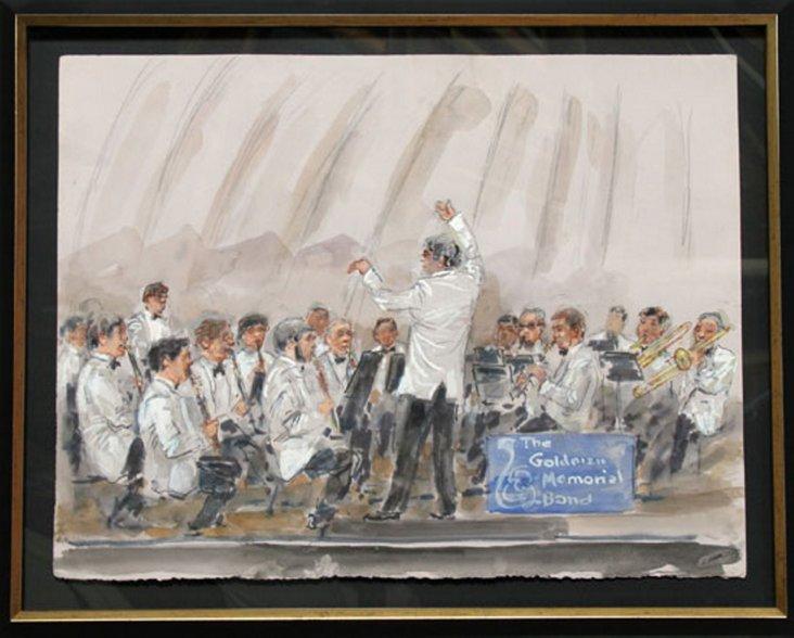 Goldman Memorial Band