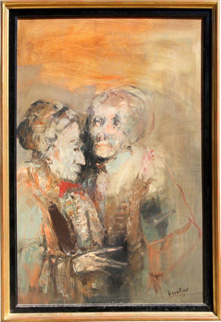 Man & Woman by Heau Pine