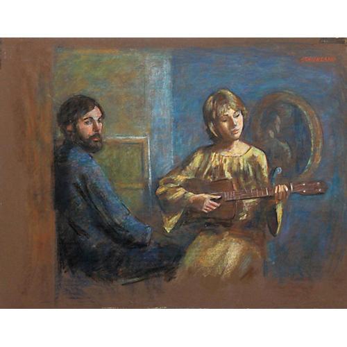 Thomas & Ann, Self-Portrait