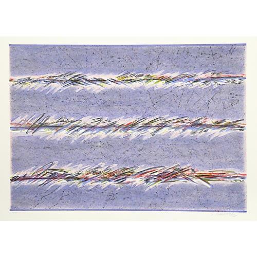Dreamfields (Purple) by S. Kleinrock
