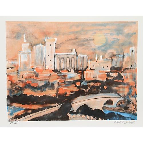 Notre Dame by Lloyd Lozes Goff