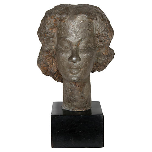 Bust of a Woman by Ruth Gutman