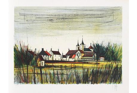 French Village by V. Beffa