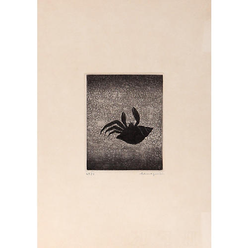 Hermit Crab by Yozo Hamaguchi
