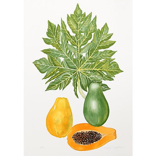 Papaya by Marion Sheehan